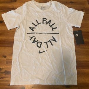 Nike kids basketball Tee